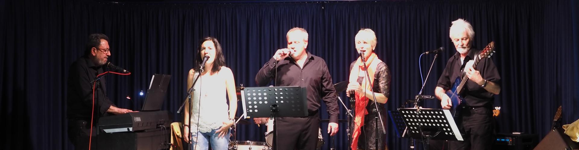 <p>Konzert im Mai 2016 in Graben</p>